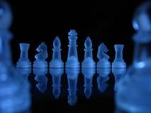 Schach III stockfotos