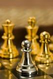 Schach (Pfandgegenstand) lizenzfreie stockbilder