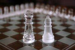 Schach-Sets Stockfotografie