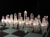 Schach-Stücke lizenzfreies stockfoto
