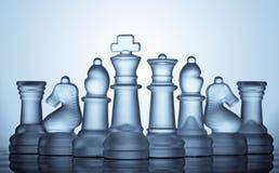 Schach-Team Stockfoto