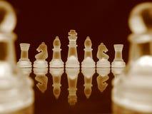 Schach V lizenzfreie stockfotos