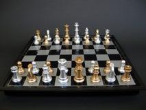 Schach-Vorstand Lizenzfreies Stockfoto