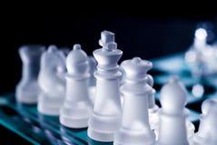 Schach-Vorstand Stockbilder