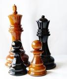 Schachabbildungen Stockfotografie