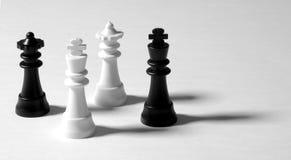 Schachabbildungen Stockbild