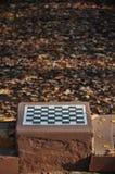 Schachbrett lizenzfreie stockfotografie