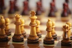 Schachbrett Lizenzfreie Stockbilder