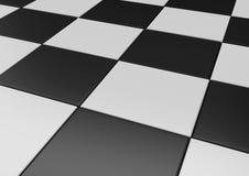 Schachbrett Stockbild