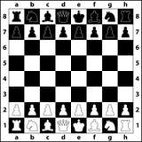 Schachbrett Stockbilder