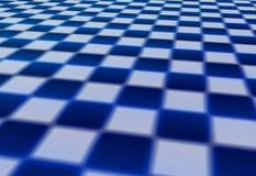 Schachbrett-Hintergrund Stockfotografie
