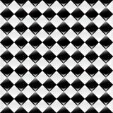 Schachbrett-Hintergrund Stockbilder