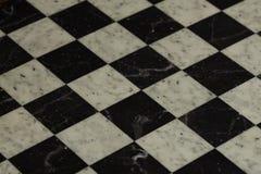 Schachbrettdetail Stockfotos