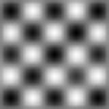 Schachbrettunschärfe Lizenzfreie Stockfotografie