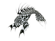Schachfische vektor abbildung