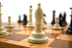 Schachspiel Lizenzfreie Stockbilder