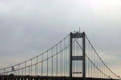 Schacht-Brücke Stockbilder