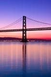Schacht-Brücke, San Francisco, Kalifornien. Lizenzfreies Stockfoto