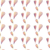 Schacht naadloos patroon Stock Afbeeldingen
