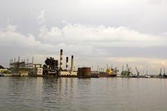 Schacht von Havana, Kuba Stockfotografie