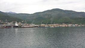 Schacht von Kotor, Montenegro Lizenzfreie Stockfotografie
