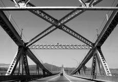 Schachtbereichsbrücke Lizenzfreie Stockfotos