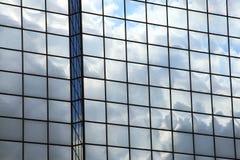 Schachvorstandmuster der Fenster Lizenzfreie Stockbilder