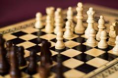 schack Arkivfoton