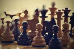 Schack pantsätter Arkivbilder