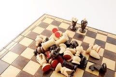 schackbegrepp Royaltyfri Foto