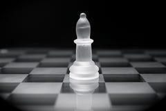 schackbräde 10 Arkivfoton