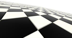 Schackbräde Arkivbild