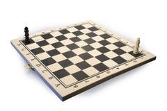 schackbräde Royaltyfri Fotografi
