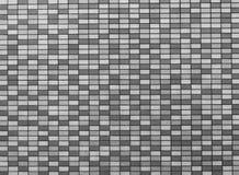 Schackbräde- eller schackbrädemodell i svartvitt som bakgrund Arkivbild