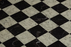Schackbrädedetalj Arkivfoton