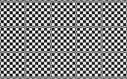 Schackbrädetextilbakgrund royaltyfri illustrationer