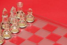 schackdiagram Royaltyfri Fotografi