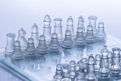 Schackdiagram Royaltyfri Foto