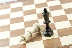 Schackdiagram, affärsidéstrategi, ledarskap, lag och su Arkivbild