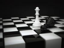 Schackdrottning Arkivbilder
