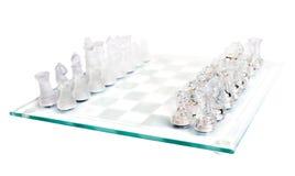 schackexponeringsglas Fotografering för Bildbyråer