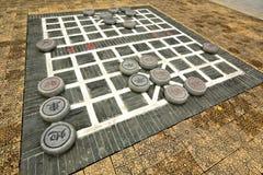 schackkines Arkivbilder