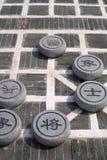schackkines royaltyfri bild
