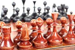 Schackkonkurrens Arkivfoto