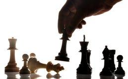 schackmatt arkivfoton