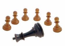 schackmatt 3 Royaltyfri Bild