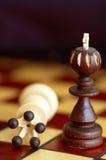 schackmatt Royaltyfri Bild