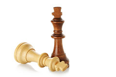 schackmatt Royaltyfri Fotografi