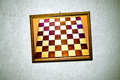 schackram Royaltyfri Foto