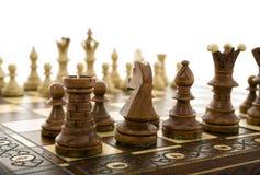 schacksammansättning Royaltyfria Bilder